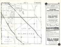 Map Image 020, Milwaukee County 1961